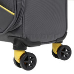 American Tourister Applite 3.0S Large 82cm Softside Suitcase Lightning Grey 91974 - 5