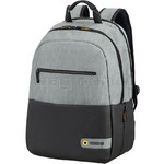 "American Tourister City Drift 15.6"" Laptop & Tablet Backpack Grey 80527"