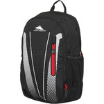 "High Sierra Fusion 15"" Laptop & Tablet Backpack Black 92726"
