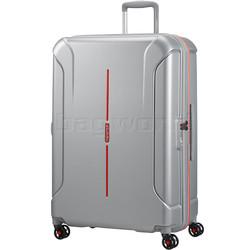 American Tourister Technum Large 77cm Hardside Suitcase Aluminium 89304