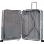 American Tourister Technum Large 77cm Hardside Suitcase Aluminium 89304 - 3