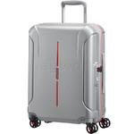American Tourister Technum Small/Cabin 55cm Hardside Suitcase Aluminium 91849