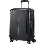 American Tourister Technum Small/Cabin 55cm Hardside Suitcase Black 91849