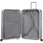 American Tourister Technum Medium 68cm Hardside Suitcase Aluminium 89303 - 3
