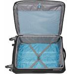 American Tourister Herolite Medium 69cm Softside Suitcase Volcanic Black 93011 - 3