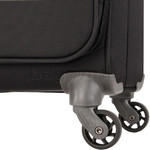 American Tourister Herolite Medium 69cm Softside Suitcase Volcanic Black 93011 - 5