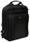 "Wenger Business 15.4"" Vertical Laptop Brief Black W2251"