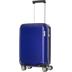 Samsonite Arq Small/Cabin 55cm Hardside Suitcase Cobalt Blue 91059