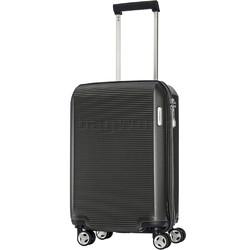 Samsonite Arq Small/Cabin 55cm Hardside Suitcase Matte Graphite 91059