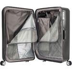 Samsonite Arq Medium 69cm Hardside Suitcase Matte Graphite 91060 - 4
