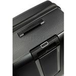 Samsonite Arq Medium 69cm Hardside Suitcase Matte Graphite 91060 - 5