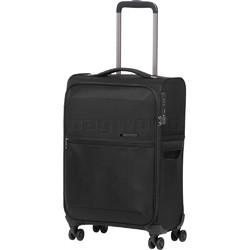 Samsonite 72 Hours Deluxe Small/Cabin 55cm Softside Suitcase Black 92326