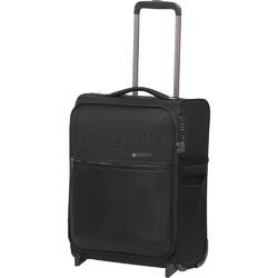 Samsonite 72 Hours Deluxe Small/Cabin 50cm Softside Suitcase Black 92330