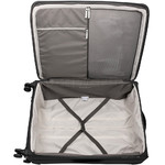 Samsonite 72 Hours Deluxe Softside Suitcase Set of 3 Black 92328, 92327, 92326 with FREE Samsonite Luggage Scale 34042 - 3