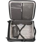 Samsonite 72 Hours Deluxe Small/Cabin 50cm Softside Suitcase Black 92330 - 3