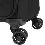 Samsonite 72 Hours Deluxe Small/Cabin 55cm Softside Suitcase Black 92326 - 5