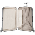 Samsonite Cosmolite 3.0 Hardside Suitcase Set of 3 Silver 73352, 73350, 73349 with FREE Samsonite Luggage Scale 34042 - 3