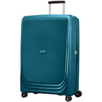 Samsonite Optic Large 75cm Hardside Suitcase Metallic Green 88431