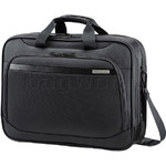 "Samsonite Vectura 15.6"" Laptop & Tablet Bailhandle Briefcase Black 59223"