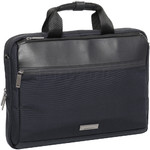 "Samsonite Red Dellian 15.4"" Laptop & Tablet Briefcase Navy 93053"