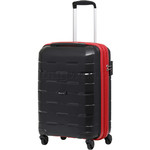 Qantas Brisbane Small/Cabin 54cm Hardside Suitcase Black 78056