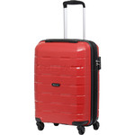 Qantas Brisbane Small/Cabin 54cm Hardside Suitcase Red 78056