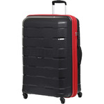 Qantas Brisbane Large 77cm Hardside Suitcase Black 78079