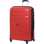 Qantas Brisbane Large 77cm Hardside Suitcase Red 78079