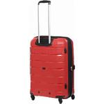 Qantas Brisbane Medium 66cm Hardside Suitcase Red 78068 - 1
