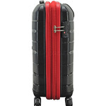 Qantas Brisbane Small/Cabin 54cm Hardside Suitcase Black 78056 - 2