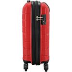 Qantas Brisbane Small/Cabin 54cm Hardside Suitcase Red 78056 - 2