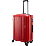 Lojel Lucid 2 Medium 70cm Hardside Suitcase Red JLT70