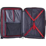 Lojel Lucid 2 Large 79cm Hardside Suitcase Red JLT79 - 5