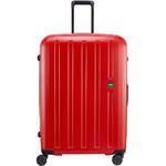 Lojel Lucid 2 Hardside Suitcase Set of 3 Red JLT54, JLT70, JLT79 with FREE Lojel Luggage Scale OCS27 - 2