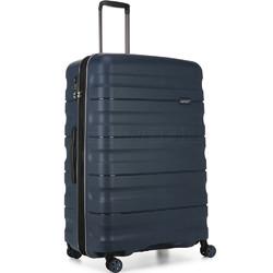 Antler Juno 2 Large 80cm Hardside Suitcase Navy 42215
