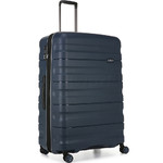 Antler Juno 2 Large 80cm Hardside Suitcase Navy 42215