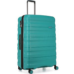 Antler Juno 2 Large 80cm Hardside Suitcase Teal 42215