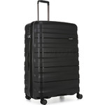Antler Juno 2 Large 80cm Hardside Suitcase Black 42215