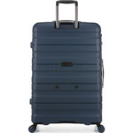 Antler Juno 2 Large 80cm Hardside Suitcase Navy 42215 - 1