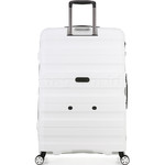 Antler Juno 2 Large 80cm Hardside Suitcase White 42215 - 1