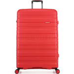 Antler Juno 2 Large 80cm Hardside Suitcase Red 42215 - 2