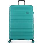 Antler Juno 2 Large 80cm Hardside Suitcase Teal 42215 - 2