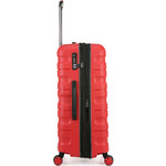 Antler Juno 2 Large 80cm Hardside Suitcase Red 42215 - 3