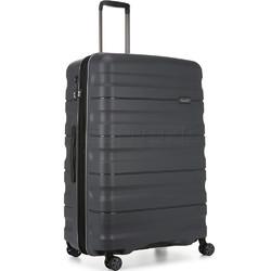 Antler Juno 2 Large 80cm Hardside Suitcase Charcoal 42215
