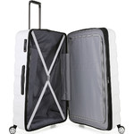 Antler Juno 2 Large 80cm Hardside Suitcase White 42215 - 4