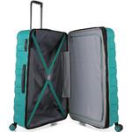 Antler Juno 2 Large 80cm Hardside Suitcase Teal 42215 - 4