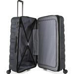 Antler Juno 2 Large 80cm Hardside Suitcase Charcoal 42215 - 4