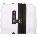 Antler Juno 2 Large 80cm Hardside Suitcase White 42215 - 5