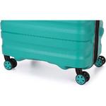 Antler Juno 2 Large 80cm Hardside Suitcase Teal 42215 - 6