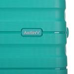 Antler Juno 2 Large 80cm Hardside Suitcase Teal 42215 - 8